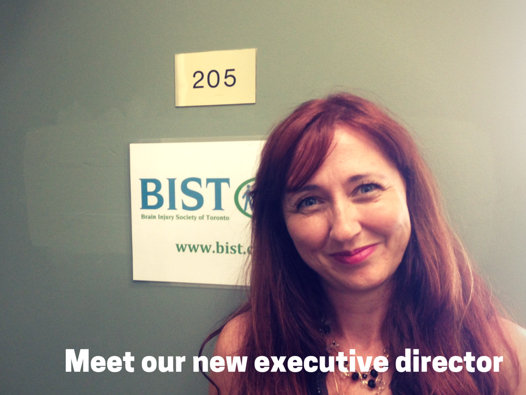 Our new executive director Melissa Vigar