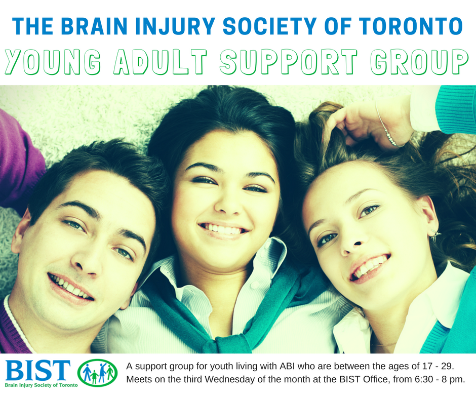 BIST Young Adult Support Group