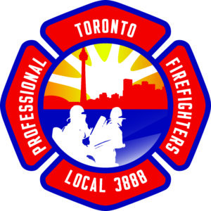 Toronto Professional FireFighters Local 3888 logo