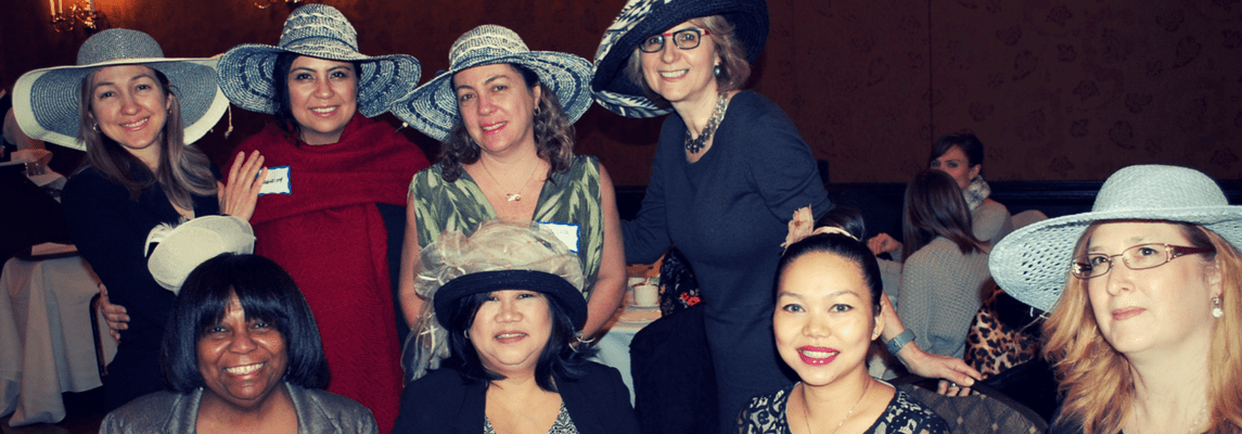 Pictures from BIST's Inaugural Afternoon Tea at the Old Mill Toronto