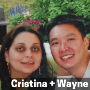 Cristina + Wayne