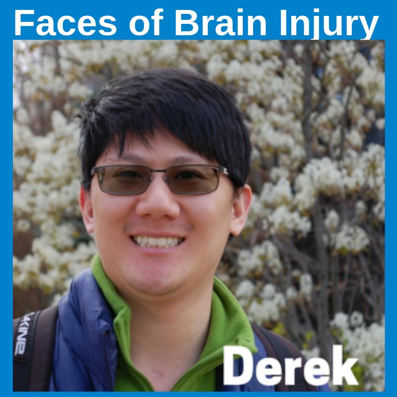 Faces of Brain Injury - Derek