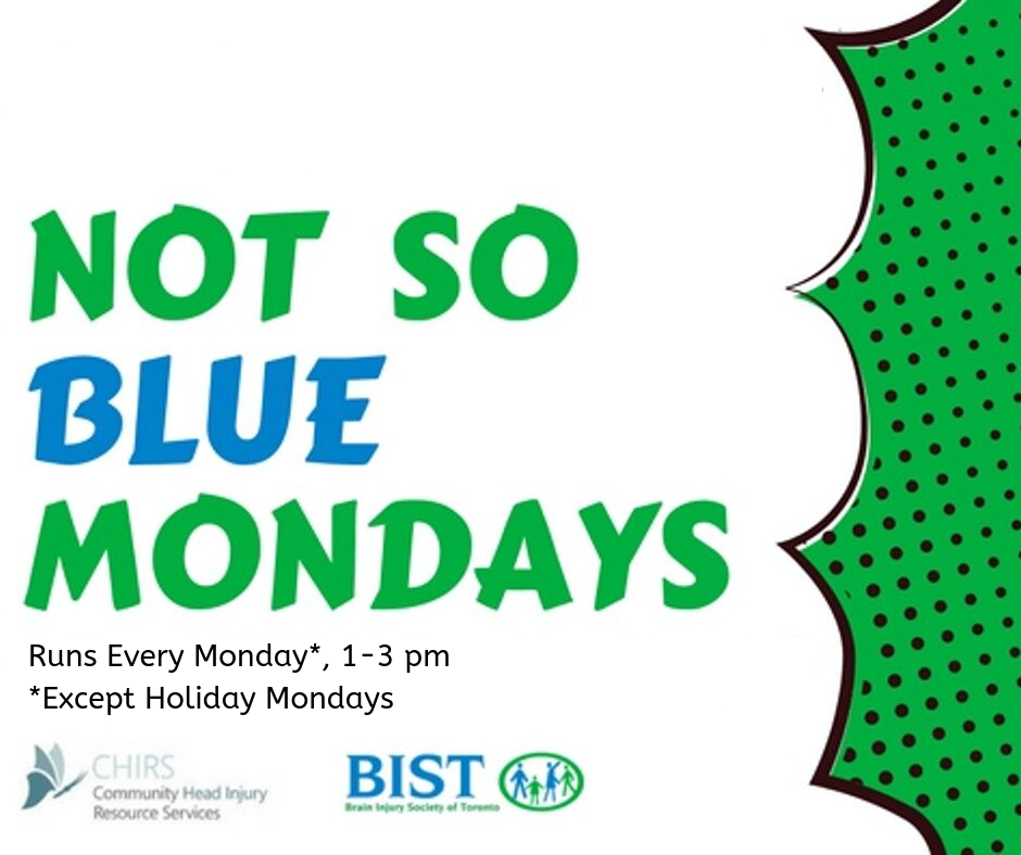 Not So Blue Mondays Logo