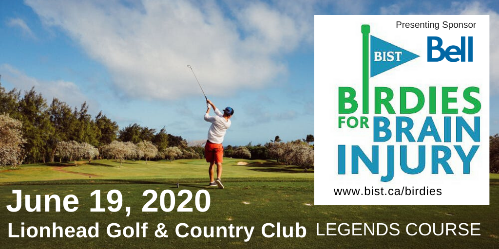 Birdies for Brain Injury 2020