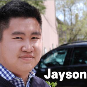 Jayson, TBI Survivor
