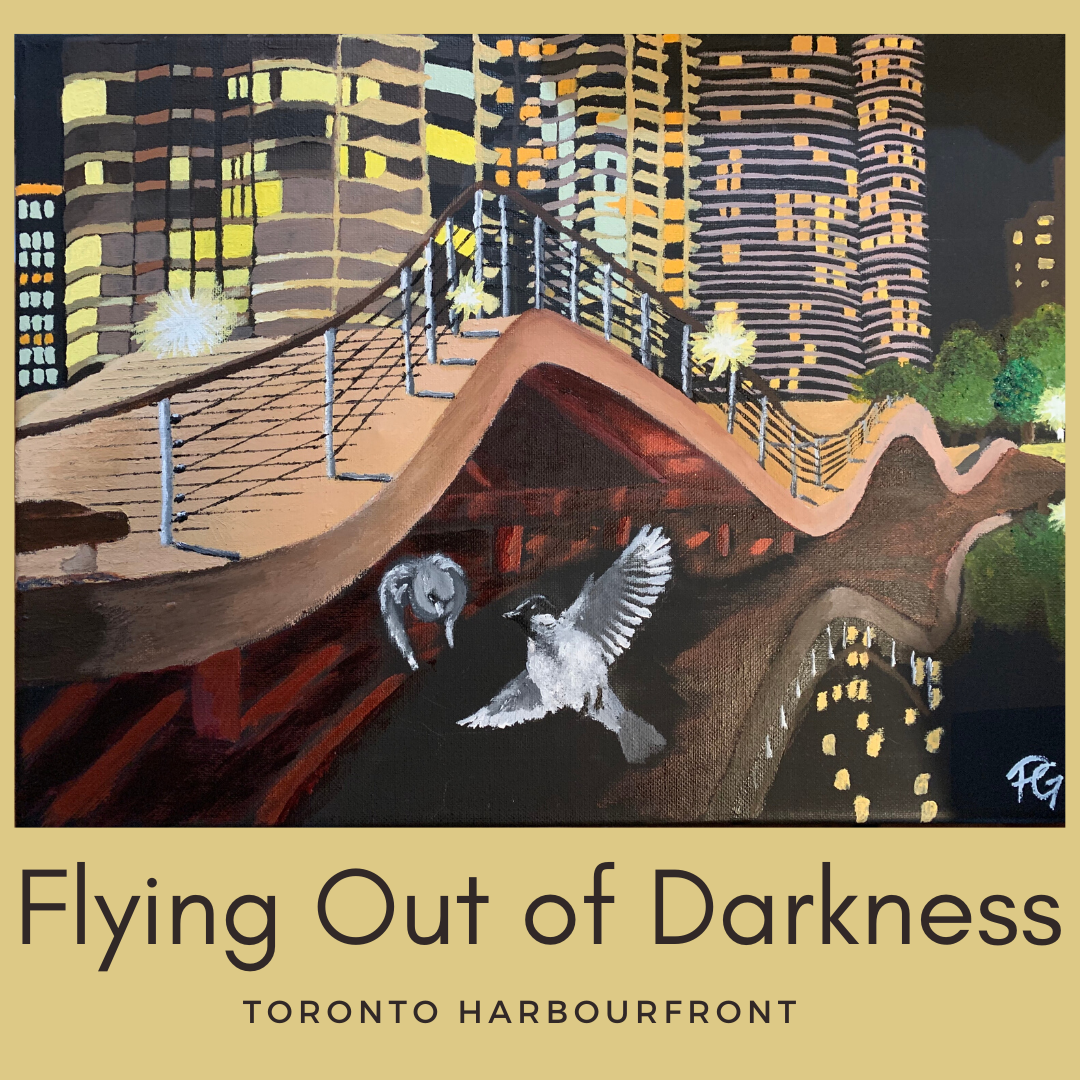 Flying out of Darkness