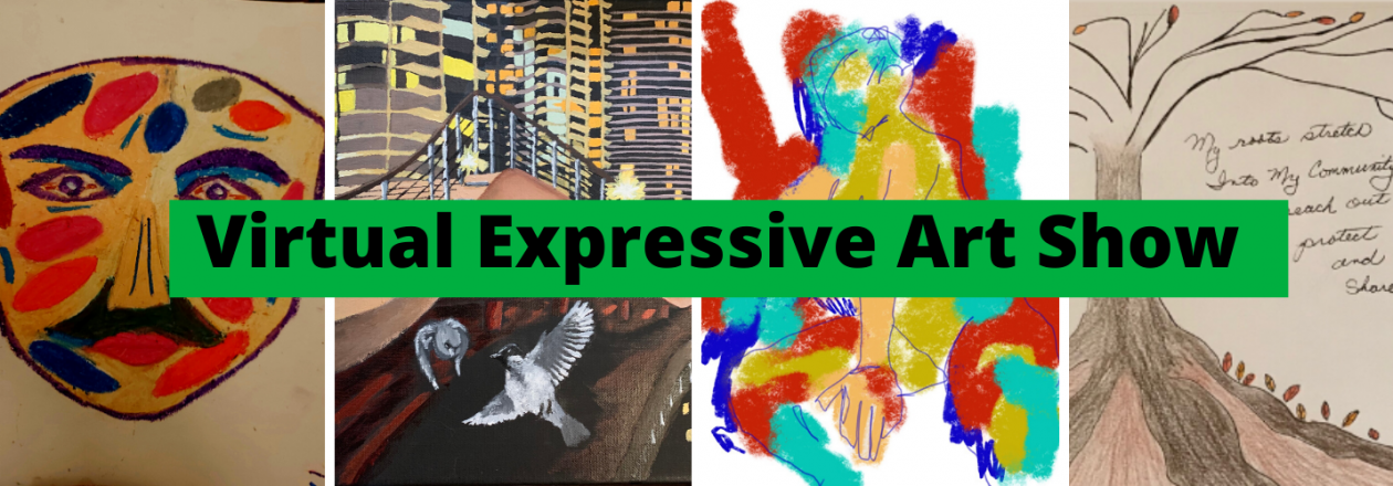 Virtual Expressive Art Show Slider