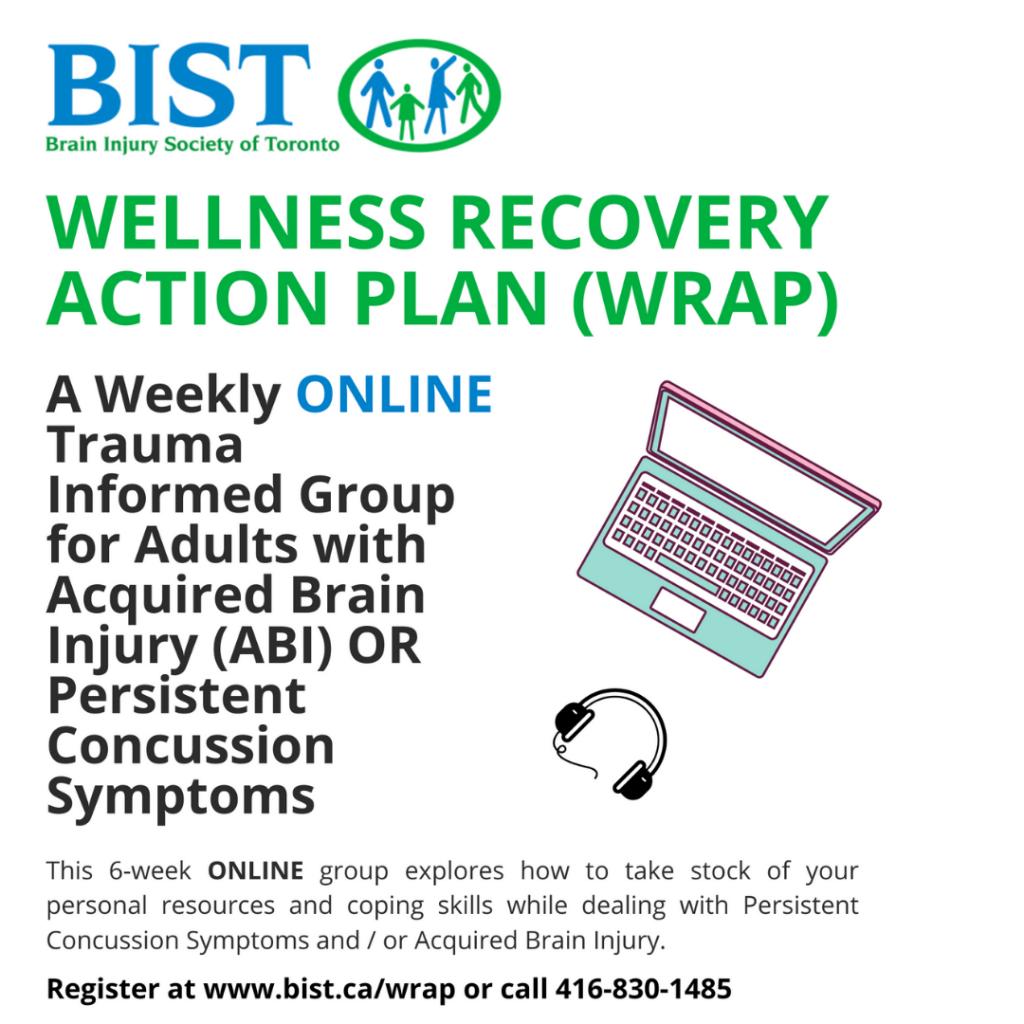 Trauma Informed WRAP Group