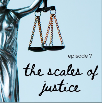 i lobe you podcast - the scales of justice