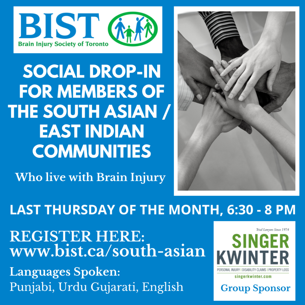 Social Dorp In for Members of the South Asian / East Indian Communities