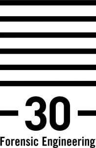 -30- Forensic Engineering Logo