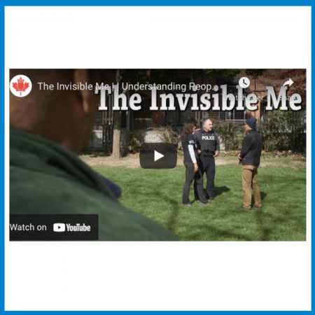The Invisible Me Video