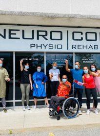 Neuro Core Physio Rehab Storefront