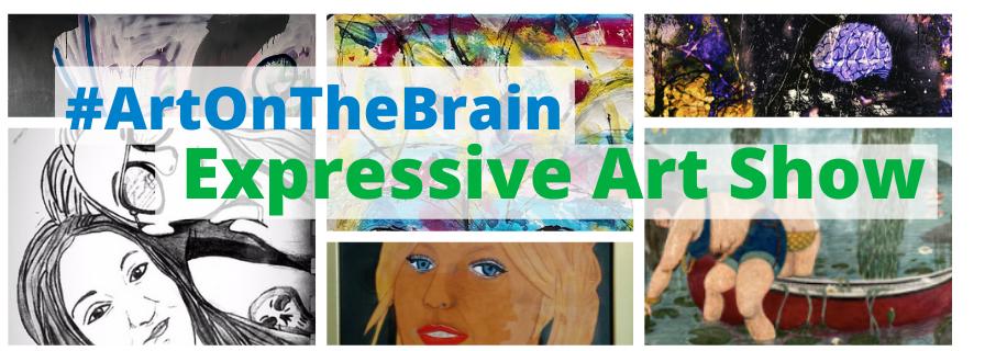 Slider for #ArtonThebrain expressive art show