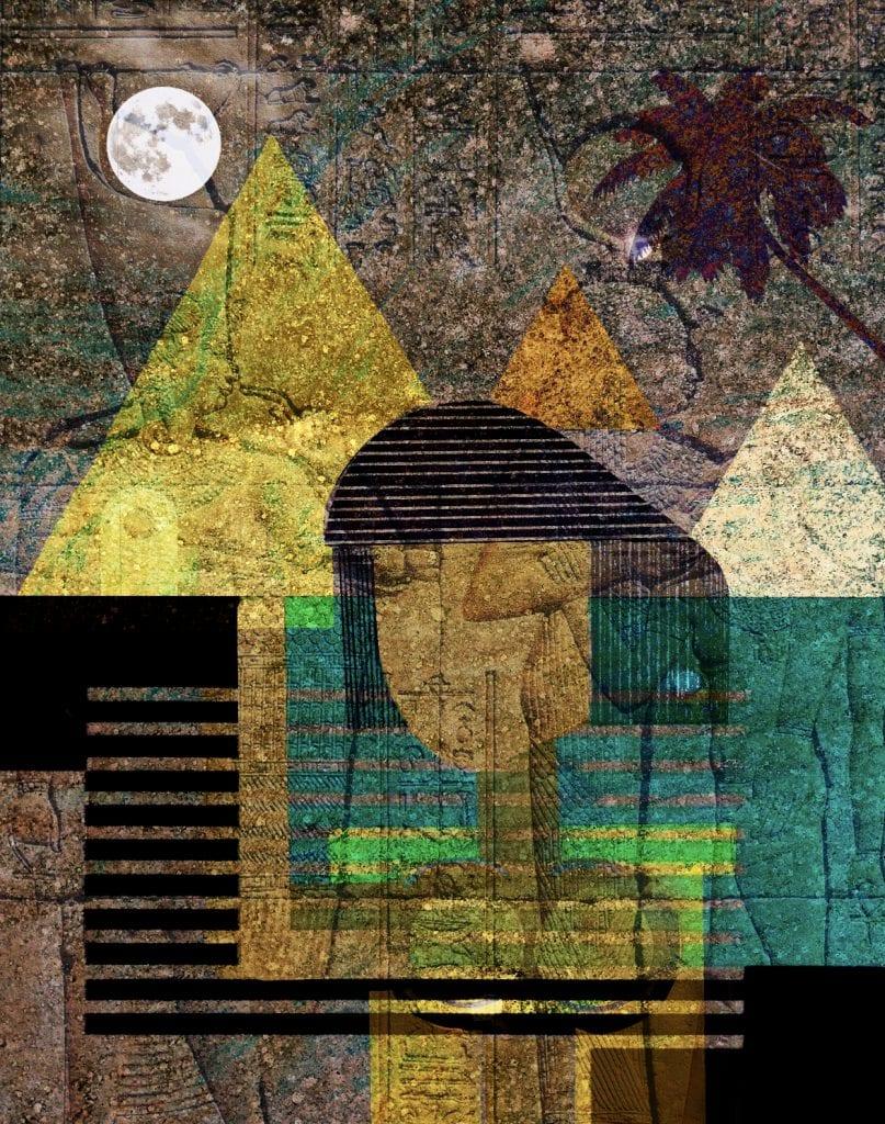 Digital art by graham landgraff