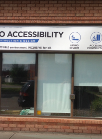 Pro Accessibility store front
