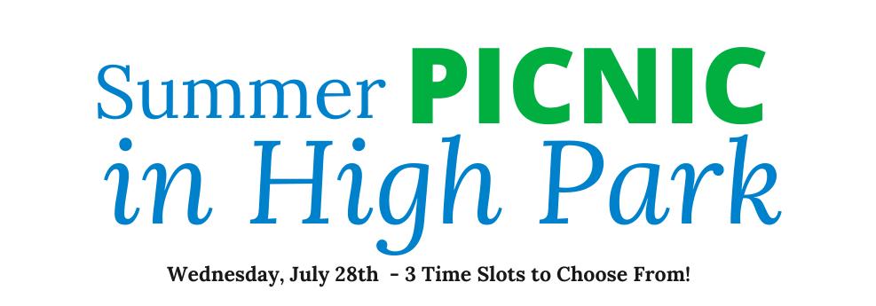 2021 Summer Picnic